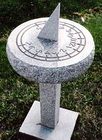 Granite Sundials